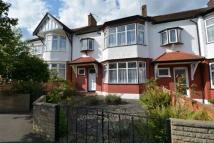 Terraced home for sale in Colebrooke Drive...