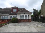 Semi-Detached Bungalow to rent in Cross Road, Romford, RM7