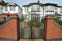 4 bed semi detached property in Woodford Avenue...