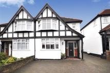 3 bedroom semi detached property in Valley Hill, Loughton...