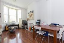 Flat to rent in Tasman Road, SW9