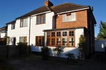 semi detached house in Maple Rise, Marlow...