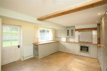 2 bed semi detached property in Henley Road, Hurley...