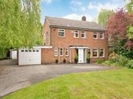 4 bedroom Detached home in Beechwood Lane, Culcheth...