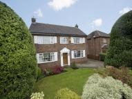 4 bed Detached house in Newton Road, Lowton...