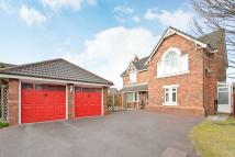 4 bedroom Detached house in Pendle Gardens, Culcheth...