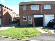 3 bed semi detached house in Lindisfarne Road...