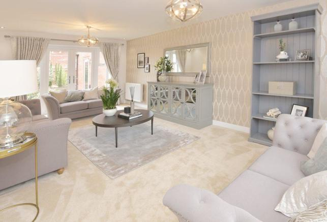 Henley Show Home Lounge