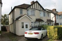 Cambridge Drive semi detached house to rent