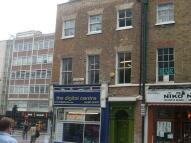 Maisonette to rent in Percy Street, London, W1T