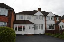 semi detached house in Manor House Lane...