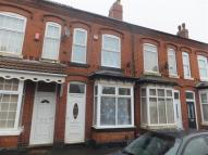 Terraced home to rent in Colenso Road, Edgbaston