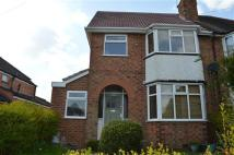 4 bedroom semi detached property to rent in Barrows Lane, Sheldon...