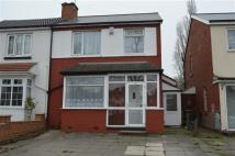 Stoney Lane semi detached property to rent