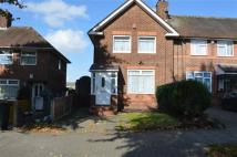 2 bedroom End of Terrace property in Durley Road, Yardley...