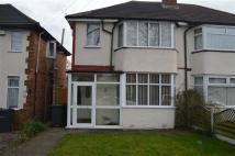 semi detached home to rent in Normanton Avenue...