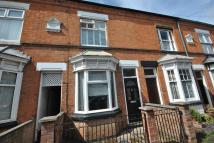 3 bed Terraced home to rent in Leopold Street, Wigston...