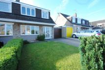 semi detached property to rent in Southey Close, Enderby...
