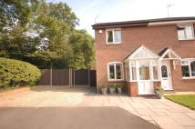 2 bed semi detached house in Meadow Court, Narborough...
