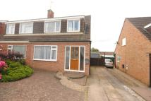 semi detached house to rent in Drummond Road, Enderby...