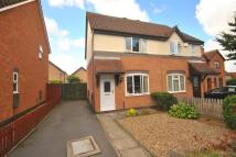 2 bedroom semi detached property to rent in Hornbeam Close...