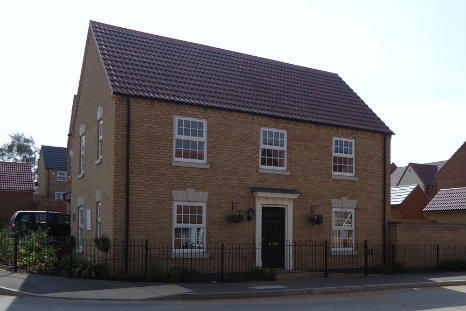 The same housetype at our Rainworth development