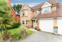 4 bedroom Detached house in Casterton Way, Worsley...