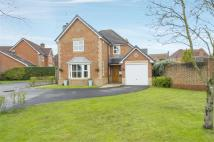 4 bed Detached house in Boothshall Way, Worsley...