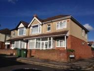 semi detached property in Blenhiem Gardens...