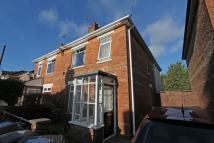 semi detached home in Cardigan Road...