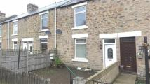 Terraced property in Park Terrace, Burnopfield