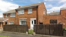 semi detached home in Briar Close...