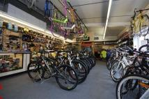 Commercial Property for sale in Cycle Shop Business...