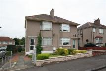 semi detached home in Bannercross Drive...