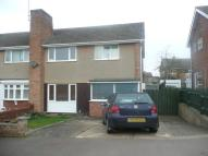 3 bed semi detached home to rent in Denford Drive...