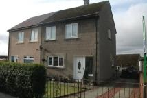 2 bed semi detached house in Couthally Gardens...