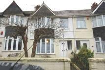 Terraced home in Desborough Road...