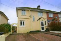 semi detached property in Birchland Road...