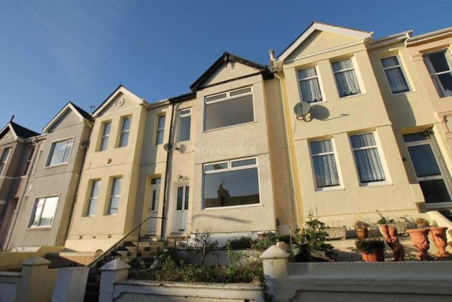 3 Bedroom Terraced House For Sale In Neath Road Plymouth