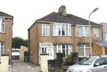 semi detached house to rent in Greendale Road...