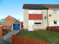 semi detached home to rent in Shiel Gardens, Shotts...