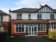 Fortescue Road semi detached property to rent
