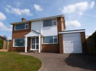 3 bed Detached home in Malden Road, Sidmouth...