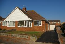Semi-Detached Bungalow in TINTERN ROAD, Maidstone...