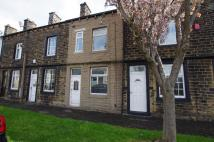Terraced house in Vale Street, Keighley...