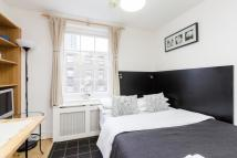 North Gower Street Studio apartment