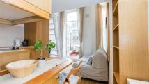 Fairholme Road Studio flat to rent