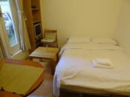 Studio flat in Fairholme Road, London...