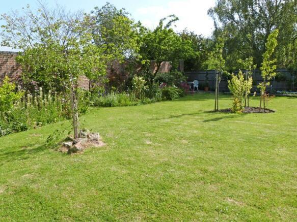 Garden Rear