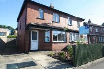 semi detached house in OATLANDS DRIVE OTLEY...